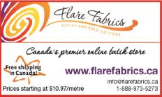 flarefabrics.ca