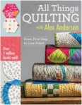 Cover: All Things Quilting