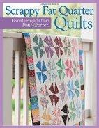 Cover: Scrappy Fat Quarter Quilts