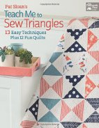 Cover: Teach Me to Sew Triangles