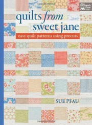 Cover: Quilts from Sweet Jane