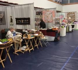 Lions Gate Quilt Show 2018 - vendors
